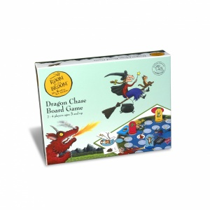 Room on the Broom Dragon Chase Board Game