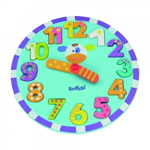 Chunky Clock Puzzle