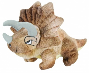 Puppet Company Dinosaur Finger Puppet - Triceratops