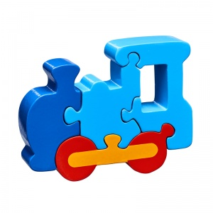 Lanka Kade Blue Train Jigsaw