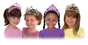 Dressing Up Tiaras
