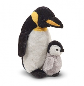 Melissa & Doug Webber Penguin and Baby