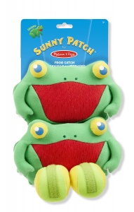 Melissa & Doug Sunny Patch Frog Catch Game
