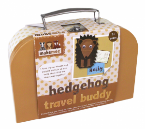 Hedgehog Travel Buddy