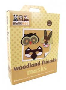 LuMoo Woodland Friends Masks