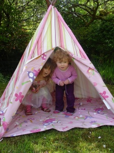 Children's Fairy Wigwam Tent