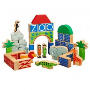 Lanka Kade Zoo 40 Building Blocks