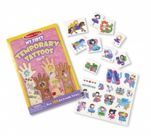 Child's First Temporary Tattoo Kit