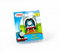 Thomas & Friends Paint by Numbers