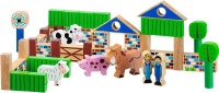 Lanka Kade Farm 49 Building Blocks plus Bag