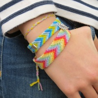 Buttonbag Friendship Bracelets Craft Kit