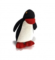 Barefoot Percy the Penguin