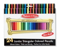 Pack of 12 Jumbo non roll crayons