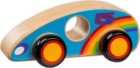Lanka Kade Rainbow Car