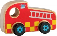 Lanka Kade Wooden Fire Engine