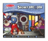 Secret Detective Decoder Set