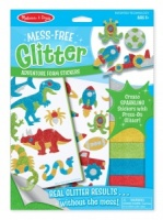 Mess Free Glitter Adventure Foam Stickers