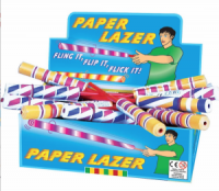Paper Lazer Party Bag Selection